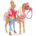 Barbie Cheval de danse (Mattel)