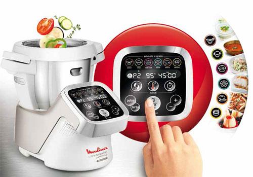 → Les meilleurs Robots cuiseurs connectés !