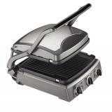Cuisinart GR50E Griddler Pro : Plan de cuisson multifonctions