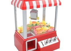 La machine attrape bonbons !
